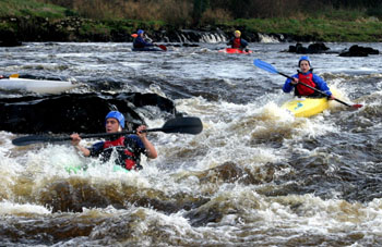 White Water Racing